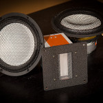 Nimbus White tweeter and Accuton midrange drivers, World Class