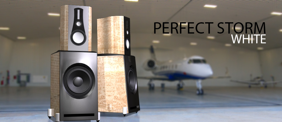 Vapor Audio Perfect Storm Black