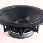 "The incomparable AudioTech 15"" Sandwich Cone woofer"