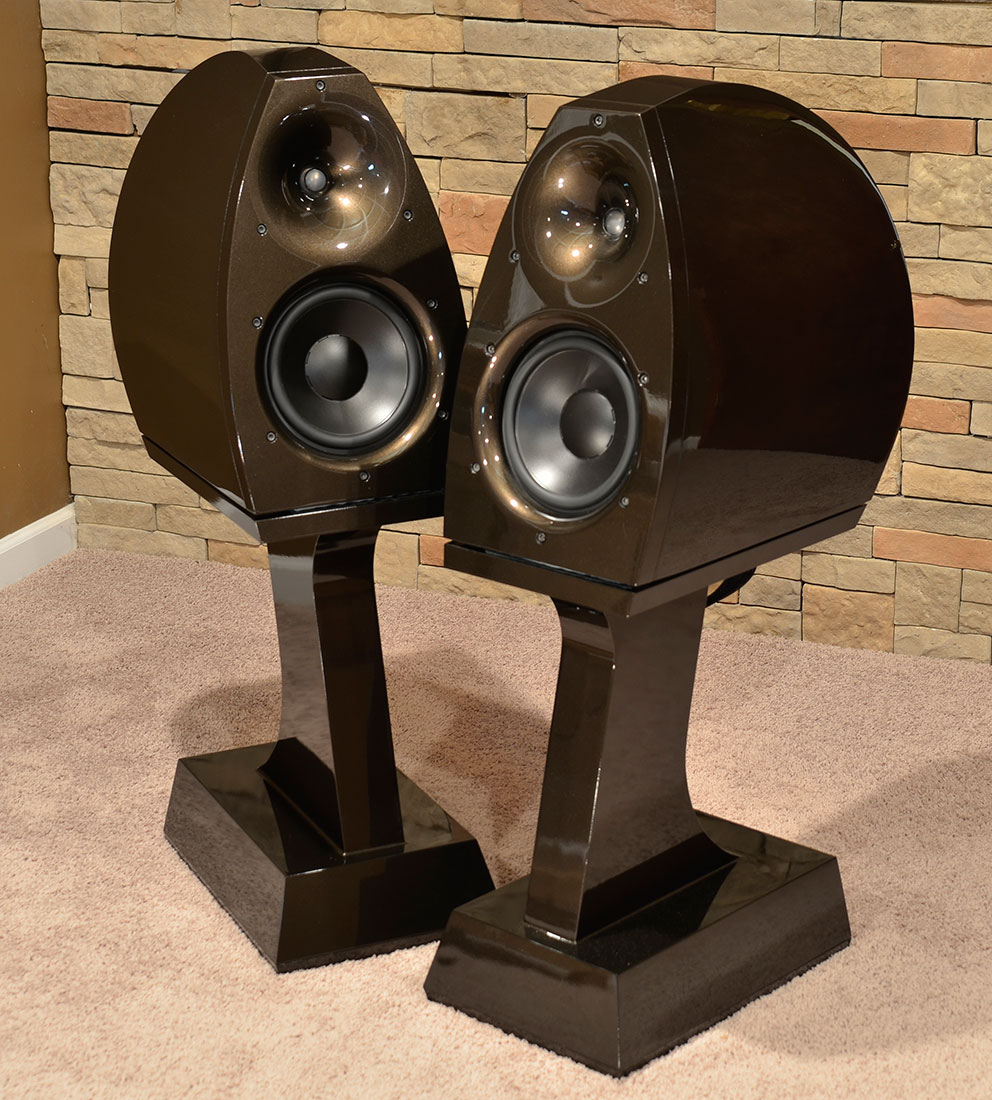 Put Down The Best Looking Speaker S You Have Ever Seen