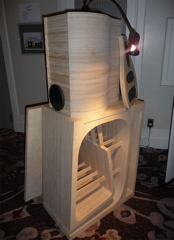 Vapor Audio Exquisite Sound 187 Perfect Storm Cabinet